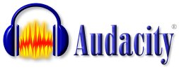 Audacity Audio Recording Software Logo