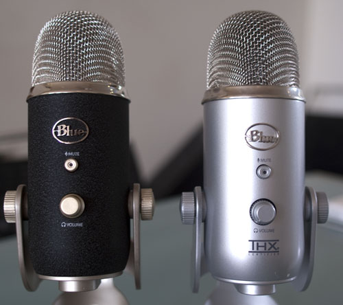 Blue Yeti Pro and Yeti