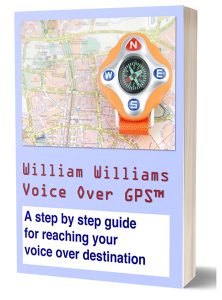 William Williams Voice Over GPS