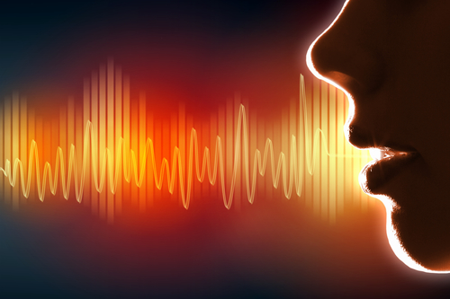 Normalizing Digital Recording of Voice Over