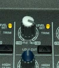Mixer Gain Knob